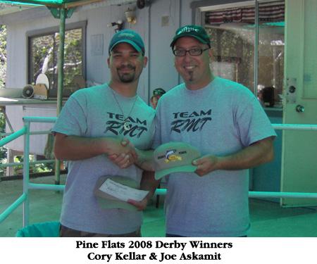 015 Pine flat derby