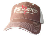 Hat Brown Crem Mesh